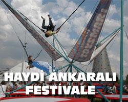 Haydi Ankaralı festivale