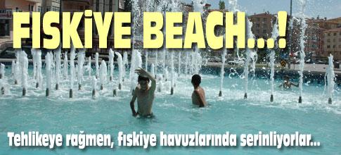 Fıskiye Beach