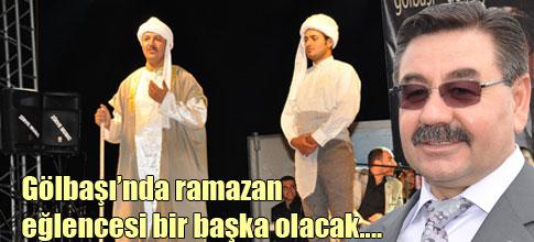 Ramazan eğlencesi bambaşka olacak...