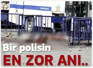 Taksim'deki terörist canlı bomba olmasaydı..