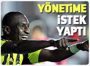 Mamadou Niang, Souleymane Diawara'yı Fenerbahçe'ye çağırdı