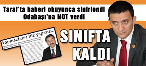 SINIFTA KALDI
