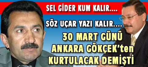 AKPye mi geçiyor?