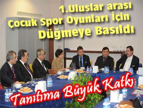 Türkiye'nin ve Ankara'nın tanıtımına büyük katkı sağlayacak