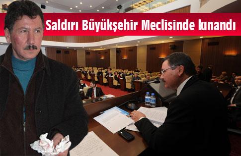 -HAMİT MERMER'E SALDIRI KINANDI-