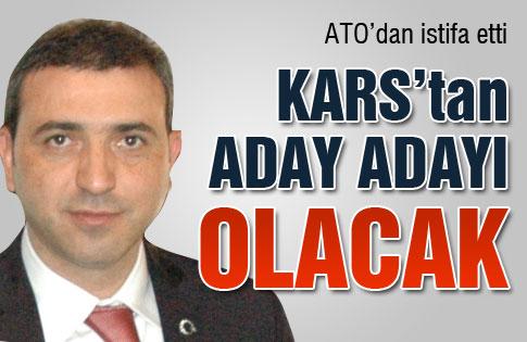 Erdoğan Yıldırım İstifa Etti