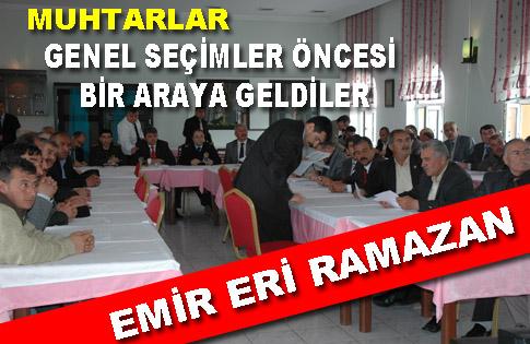 EMİR ERİ RAMAZAN