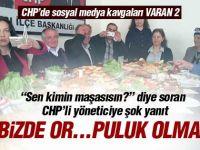 Partili vatandaştan CHP'li yöneticiye şok yanıt
