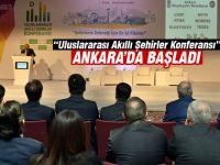 Uluslararası Akıllı Şehirler Konferansı başladı