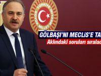CHP'li Vekil Gök Bezirhane'yi meclise taşıdı