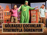 Gölbaşı Belediyesi'nden Öğrencilere Tiyatro İle Çevre Eğitimi