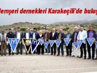 Hemşehri Dernekleri Karageçili'de  Biraraya Geldi
