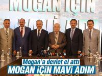 Mogan Gölü yeniden doğacak