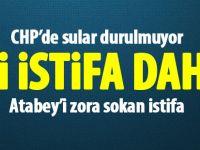 CHP'de istifa moda oldu