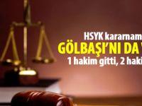 HSYK kararnamesi Gölbaşı'nı da vurdu