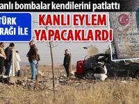 Ankara da kanlı eylem engellendi