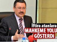 Başkan Gökçek CHP'lileri mahkemeye verdi