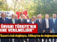 """Fatih Duruay; """"Gazilik ünvanı Türkiye'nin her yerine verilmelidir"""""""