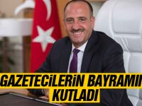 Fatih Duruay'dan gazeteciler günü mesajı