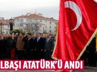 Atatürk 18. vefatında anıldı