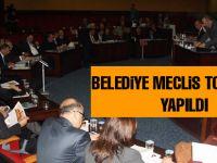 Gölbaşı Belediyesi Meclisi toplandı