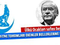 Ülkü Ocaklarından MHP Lideri Bahçeli'ye tam destek
