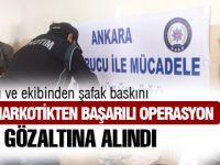 """Ankara'da şafak operasyonu """"58 kişi gözaltına alındı"""""""