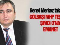Ersin Pehlivan MHP İlçe Başkanlığına getirildi
