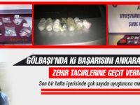 Ankara zehir tacirlerine temizlik çalışması