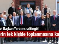 """CHP Genel Başkan Yardımcısı Bingöl: """"Yetkilerin tek kişiye verilmesine karşıyız"""""""
