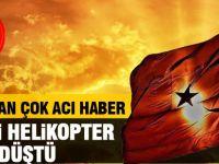 Şırnak'ta 13 asker şehit oldu