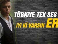 Tüm Türkiye 'İyi ki varsın Eren' dedi