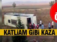 Konya Yolunda feci kaza: 4 ölü