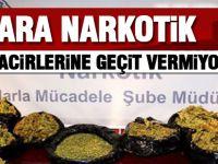 Ankara Narkotikten zehir tacirlerine operasyon
