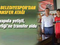 Gölbaşı Belediyespor'dan bir transfer daha
