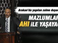 MHP'li Güçlü; 'Kimse huzur beklemesin'