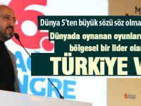 AK Parti Gölbaşı İlçe Başkanlığı 6. Olağan Kongresi Yapıldı