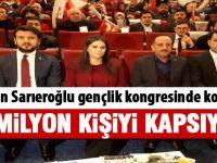 """Bakan Sarıeroğlu: """"Önümüzdeki sürece ilişkin birinci gündem maddemiz istihdam"""""""