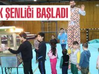 Gölbaşı Belediyesi'nin 'Çocuk Şenliği' Başladı