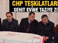 CHP Gölbaşı Teşkilatından şehit evine ziyaret