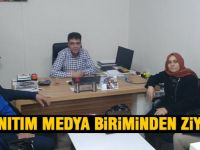 AK Parti Tanıtım medya biriminden ziyaret