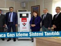 'Yerli Baca Gazı İzleme sistemi' tanıtıldı