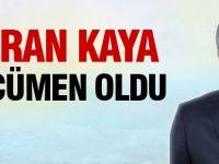 Turan Kaya encümenliğe seçildi