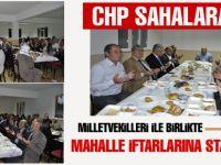 CHP iftar programı düzenledi