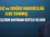 İYİ Parti İlçe Başkanından Basın Bayramı mesajı
