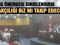 Mecliste verilen önerge Duruay'ı kızdırdı