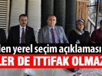 MHP'den yerel seçim açıklaması