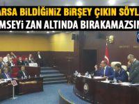 MHP önergelerine Başkan Duruay'dan cevap