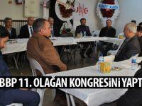 Büyük Birlik Partisi 11. Olağan kongresini yaptı