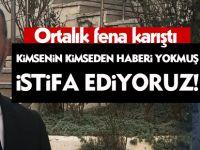 CHP-İYİ Parti'de yazıldılar... İstifa ettiler